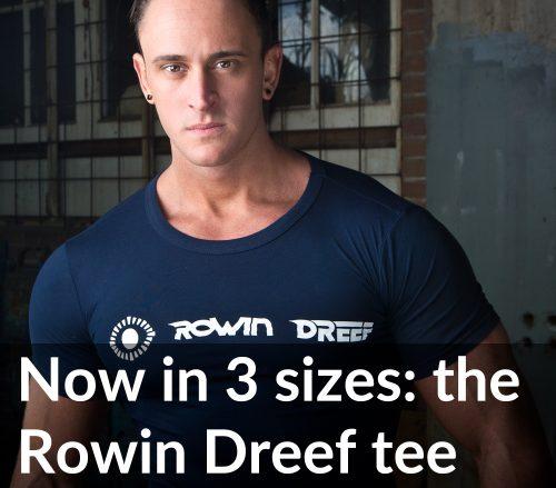 Rowin Dreef tee
