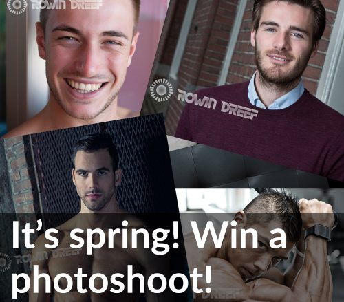 Win a photoshoot