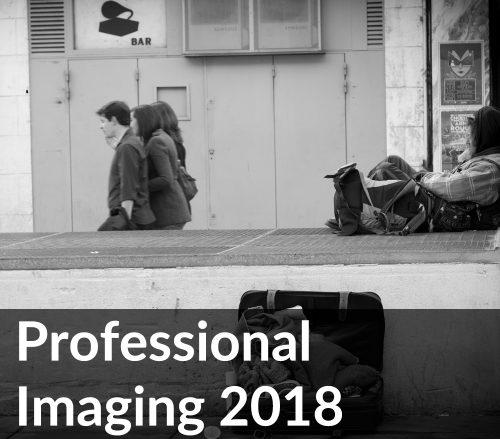 Professional Imaging 2018