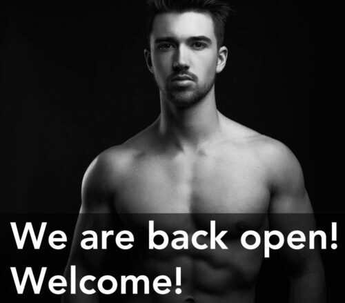 We are back open! Welcome!